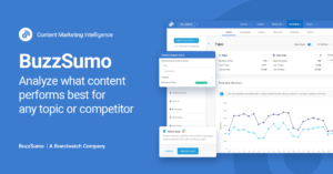 Content inspiratie via BuzzSumo