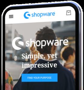 Vue StoreFront Shopware PWA