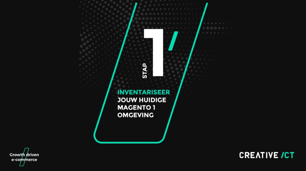 Magento 2 migratie - Stap 1 - Inventariseer jouw huidige Magento 1 omgeving