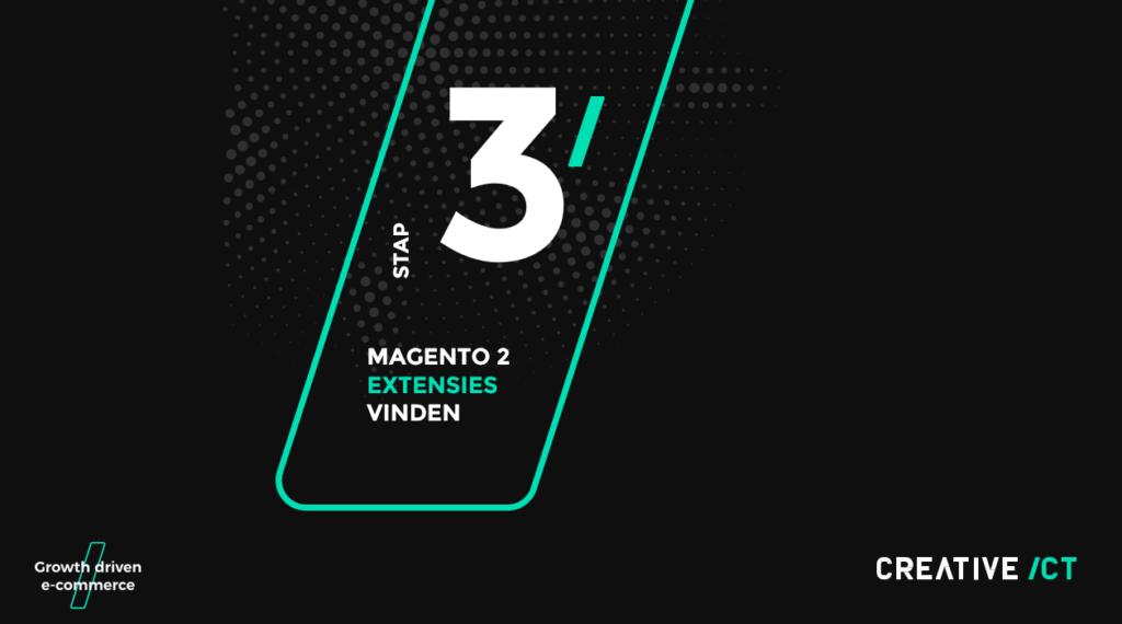 Magento 2 migratie - Stap 3 - Magento 2 extensies vinden